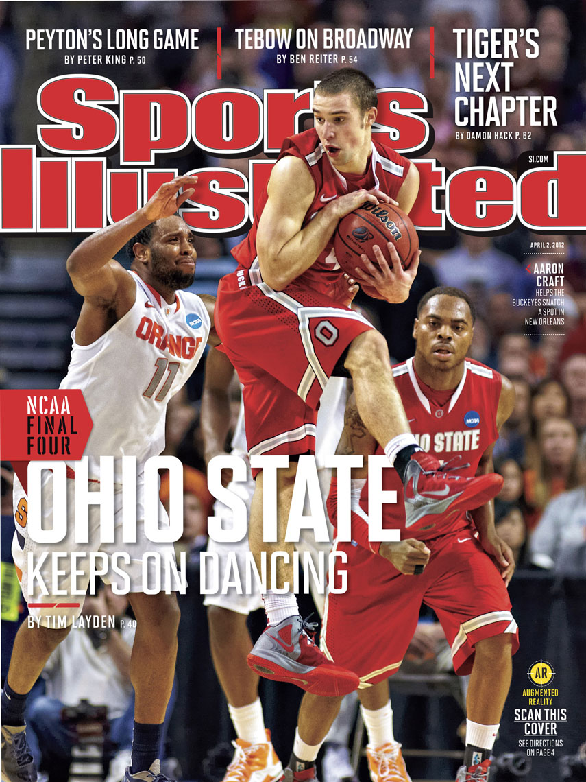 Aaron Craft | Ohio State Basketball | Sports Illustrated Cover | NCAA Tournament