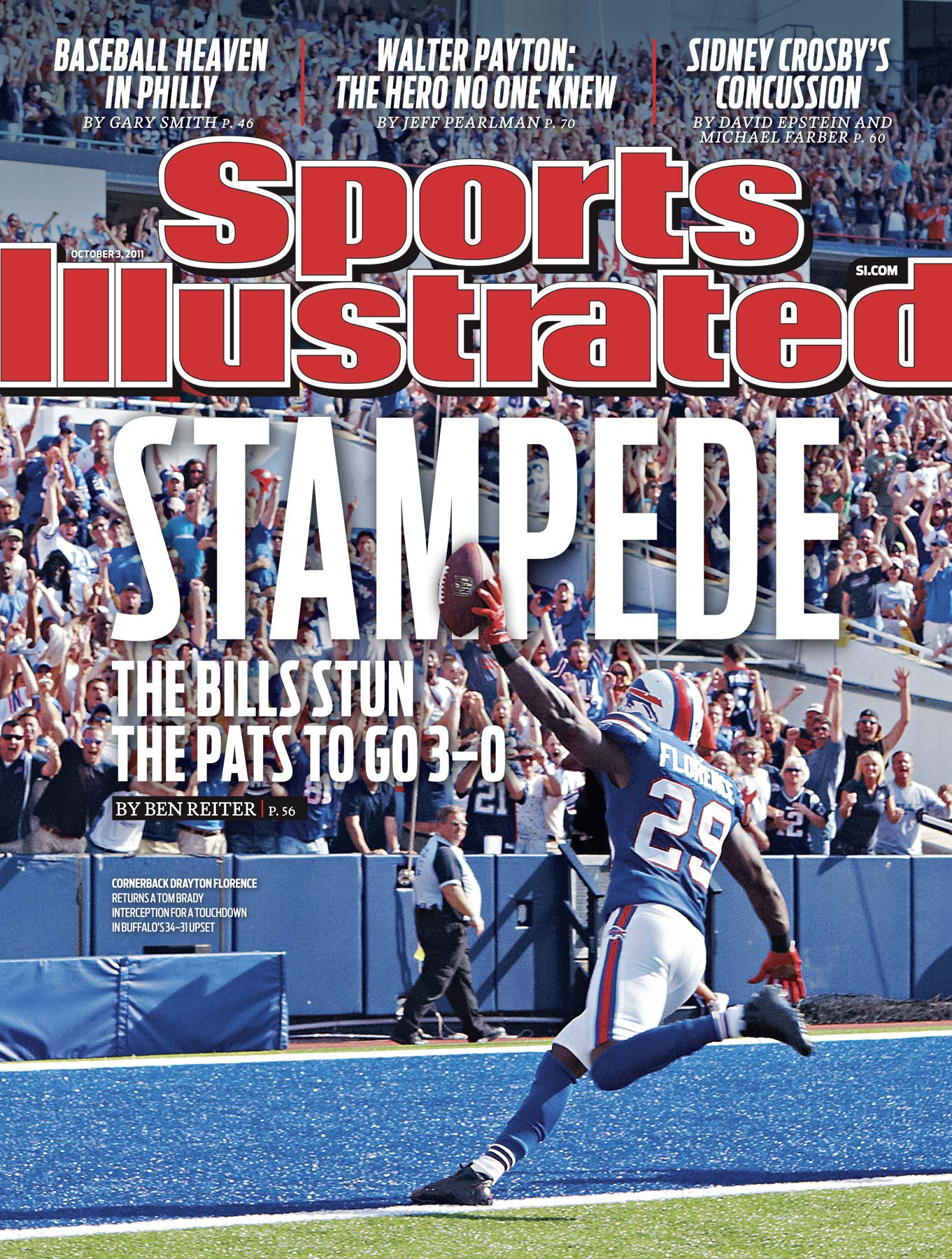 Buffalo Bills | Sports Illustrated Cover | NFL football